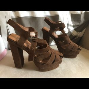 Brand new Jeffrey Campbell shoes